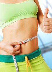 Kalcium kan minska midjemåttet vid optimalt intag.
