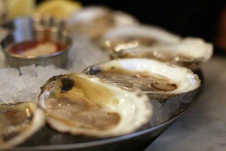 Det finns gott om zink i ostron. (Foto: Jules Morgan)